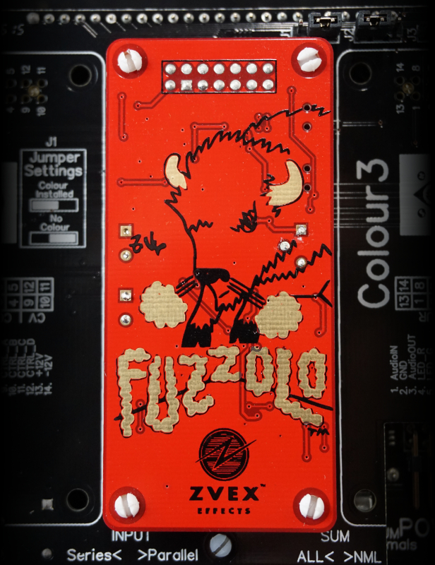 Fuzzolo ColourCV